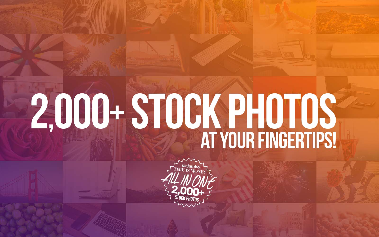 2,000+ Hi-Res Stock Photos at your fingertips! — picjumbo BLOG