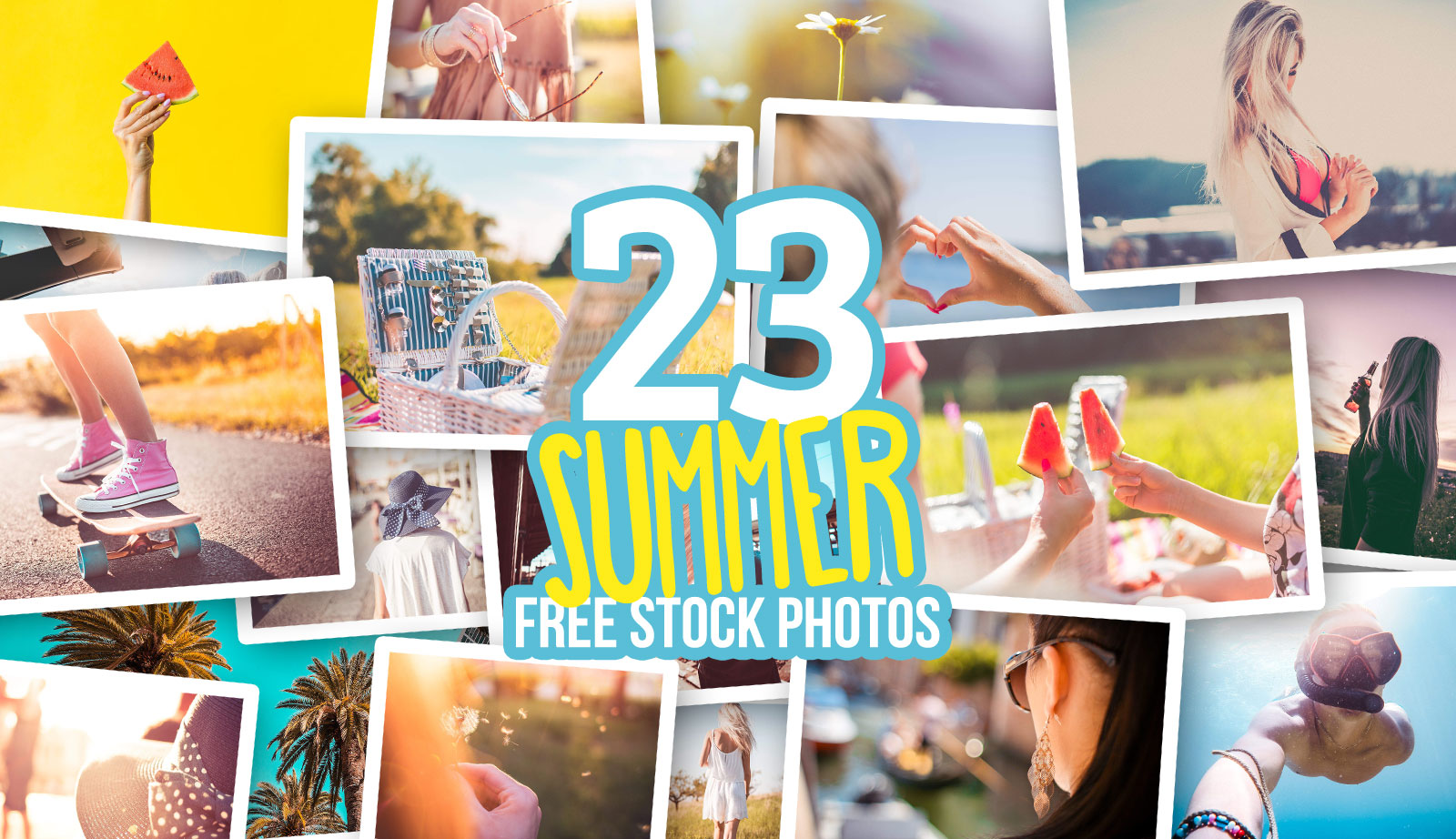 23 Beautiful FREE Stock Photos of Summer You Shouldn't Miss — picjumbo BLOG