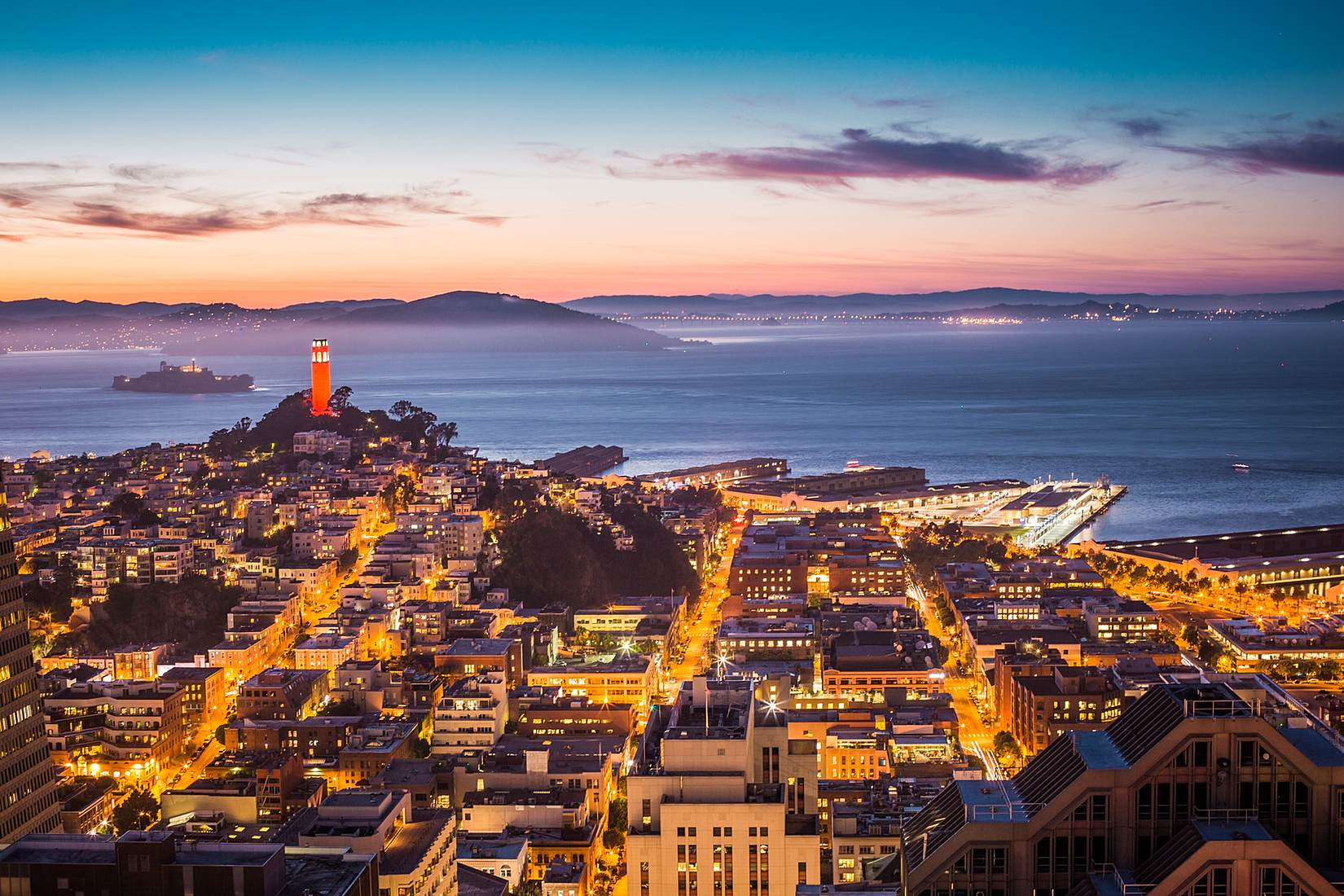 San Francisco At Night is the most successful PREMIUM collection yet! — picjumbo BLOG