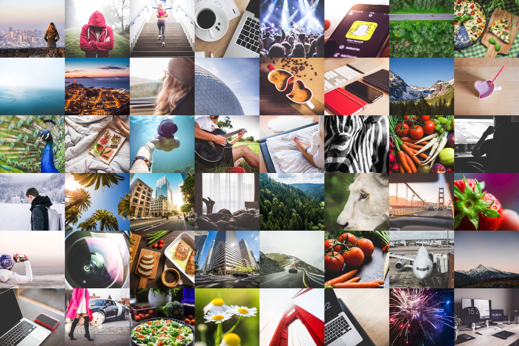 It's back again! Download updated All in One Pack with all FREE picjumbo photos — picjumbo BLOG