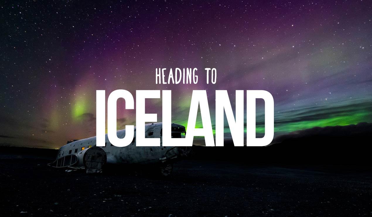 Heading to Iceland! — picjumbo BLOG
