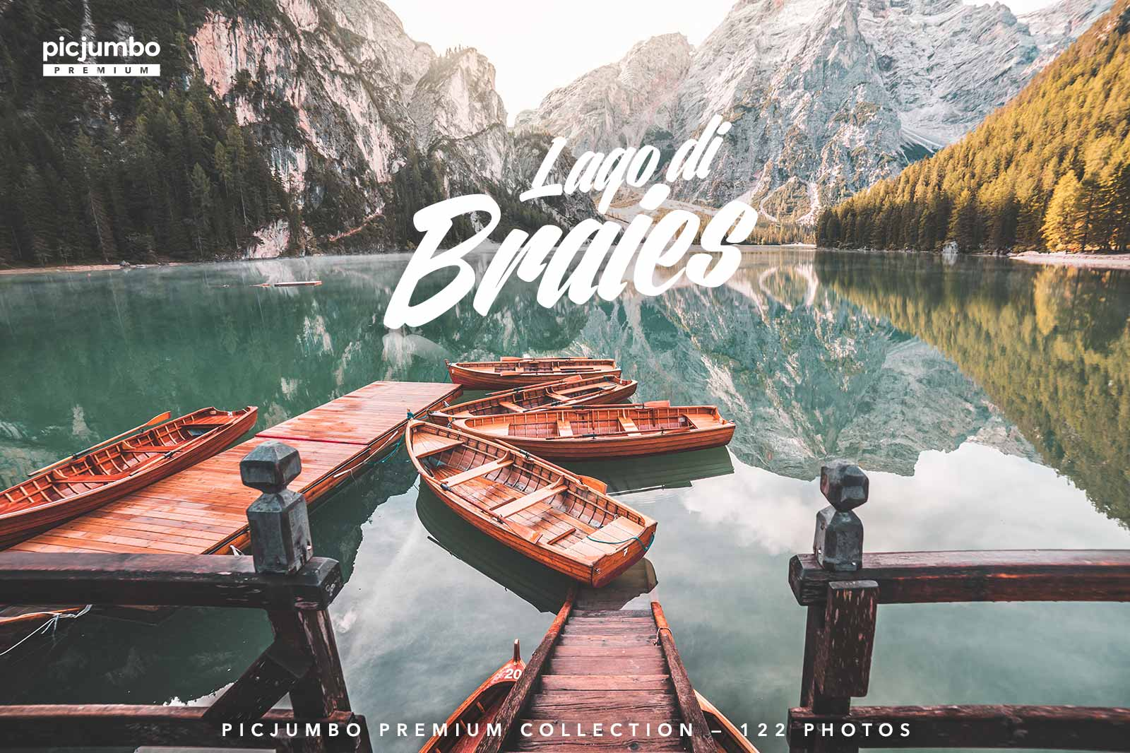 picjumbo-premium-lago-di-braies-pragser-wildsee-collection