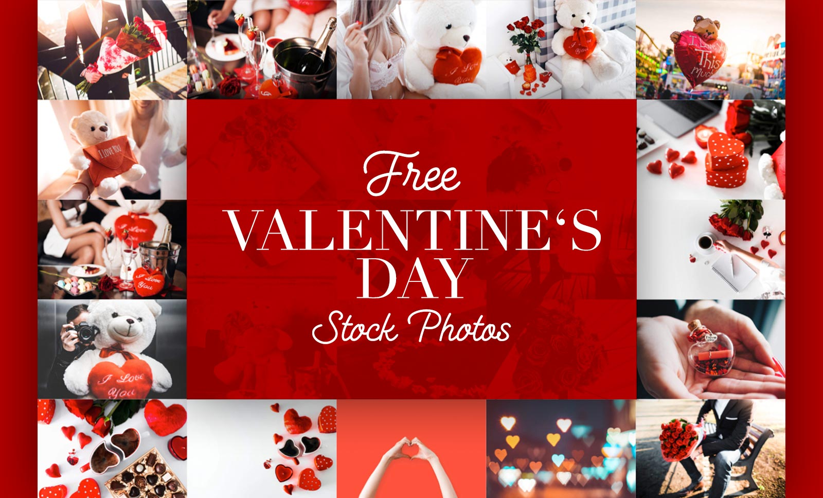 25+ Perfect Valentine's Day Free Stock Photos — picjumbo BLOG